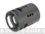 Strike Industries Fat Comp 02 Compensator for Real AR15 Rifles
