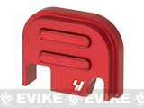 Strike Industries V2 Slide Plate for Glock Series Handguns (Color: Red)