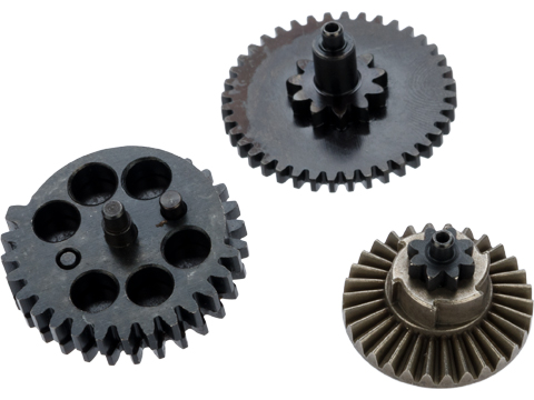 Siegetek Concepts Torque Plus Airsoft AEG Gear Set (Type: V2/V3 / 40.91 Ratio)