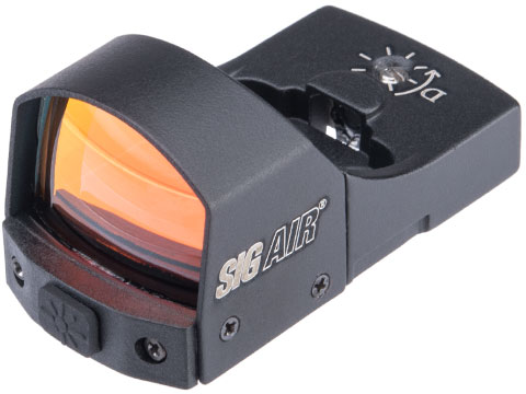 SIG Sauer SIG AIR Micro Reflex Dot Sight for Airgun and Airsoft Pistols