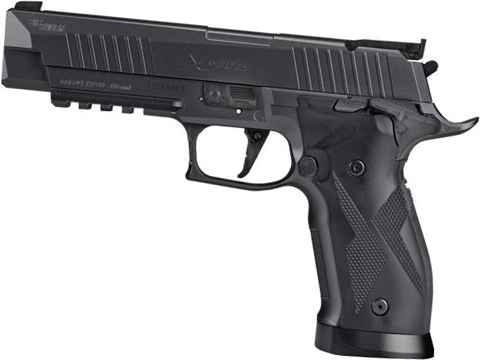 SIG Sauer X5 CO2 Powered Blowback Air Pistol (Color: Black)