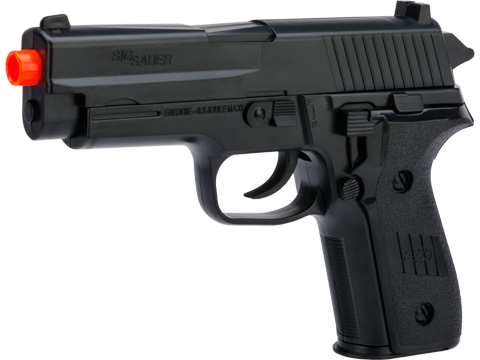 SIG Sauer Licensed P228 Spring Powered Airsoft Pistol