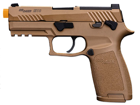 SIG Sauer ProForce P320 M18 MHS Airsoft GBB Pistol (Model: Green Gas)