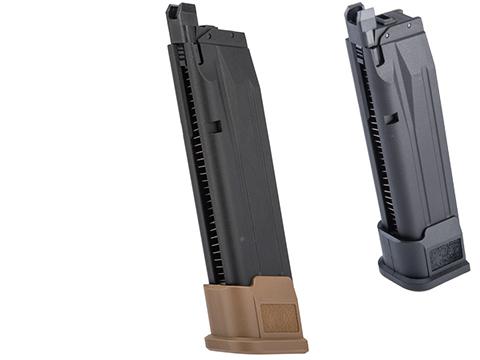 SIG Sauer ProForce Spare Magazine for P320 M17 MHS GBB Pistol (Model: CO2 / Tan)