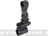 SCAR Type 600m Front Flip-up Folding Sight
