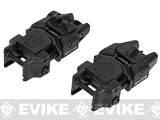 Pre-Order Estimated Arrival: 09/2014 --- Evike Flip-Up Tactical Rhino Sight - Front & Rear Set