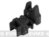 APS Rhino Flip-Up Tactical Back-Up Rifle Sight - Front Sight / Black