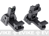 KJW KC02 Type Precision Front & Rear Flip-up Sight Set