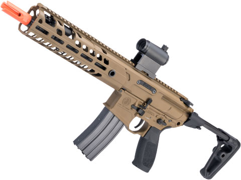 SIG SAUER ProForce MCX VIRTUS AEG (Model: 11.5 Barrel PDW / Tan)
