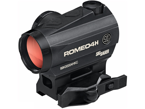 SIG Sauer Romeo4 1x20mm 2MOA Compact Red Dot Sight