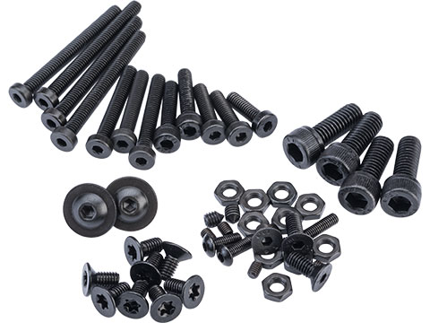 Silverback Airsoft Replacement Screw Set for Desert Tech SRS-A1/A2 Airsoft Sniper Rifles