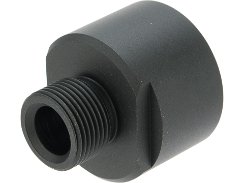 Silverback Airsoft SRS 14 mm Adapter for SBA-OBL-09 G-Spec/ SRS A1 Sport Barrels