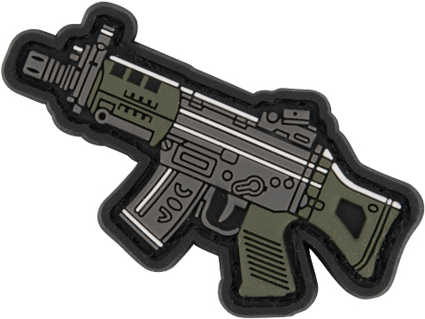 Evike.com PVC Morale Patch Chibi Gun Series (Model: 552)