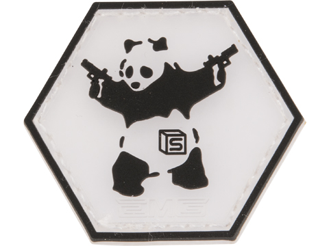 Operator Profile PVC Hex Patch Industry Series (Style: Salient Arms Panda)