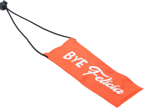 Evike.com Bye Felicia Tactical Airsoft Barrel Cover (Color: Orange / Large)