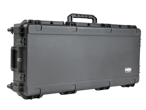 SKB iSeries 4719-8 Wheeled Waterproof Case w/ Layered Foam
