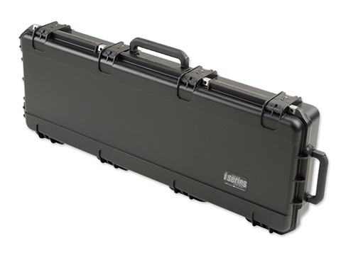 SKB iSeries 4214-5 Wheeled Waterproof Case w/ Layered Foam