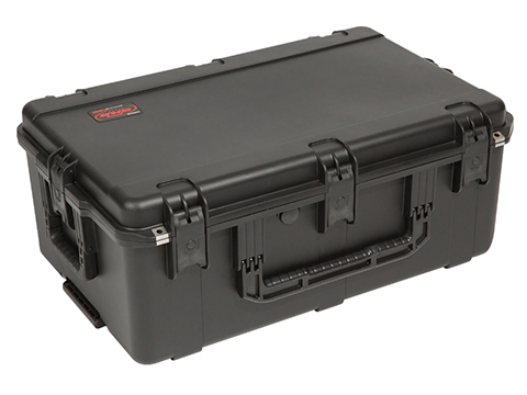 SkB iSeries 2918-10 Wheeled Waterproof Case w/ Cubed Foam