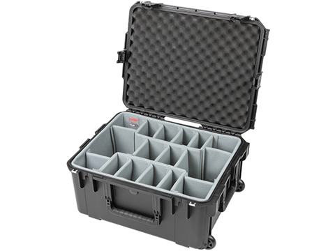 SKB iSeries 2217-10 Case w/ Think Tank Designed Photo Dividers