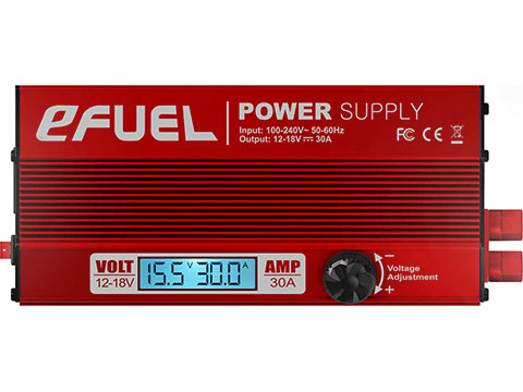 SkyRC eFUEL 540W/30A Regulated DC Power Supply