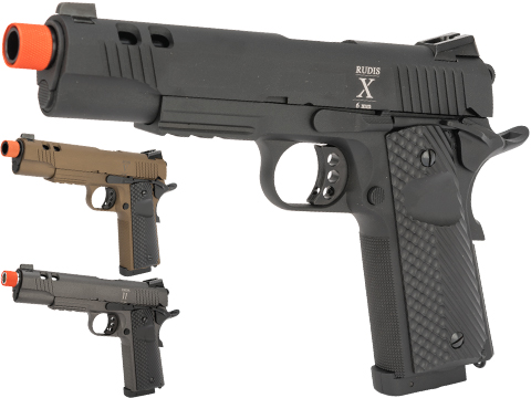 Secutor Arms Rudis Series 1911 Gas Blowback Airsoft Pistol