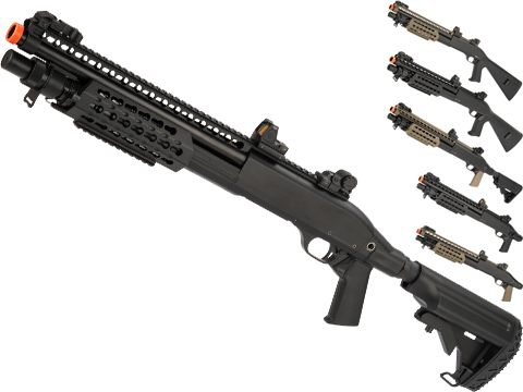 Secutor Arms Velites Spring Powered Airsoft Tri-Shot Shotgun