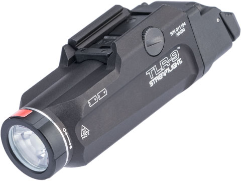 Streamlight TLR-9 1000 Lumen Compact Weapon Light w/ Ambidextrous Rear Switch Options