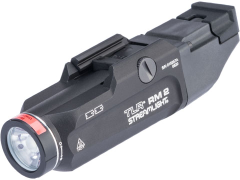 Streamlight TLR-RM-2 1000 Lumen Weapon Light Long Gun Kit w/ Pressure Switch & Mounting Clips