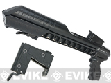 Elite Force EFSL14 6mm BB Speed Loader for M4 and MP5 Style Magazines - Black