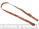 Matrix Leather Sling for 98k / AK Series Airsoft Rifles