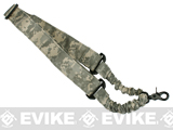 Matrix Military Grade Single Point Bungee Rifle Sling - ACU