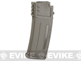Matrix 300rd Flash Mag Slim Hi-Cap Magazine for G36 Series Airsoft AEG Rifles (Color: Tan)