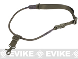 Matrix High Speed Single-Point Bungee Cord Sling with QD Buckle - (Foliage Green)