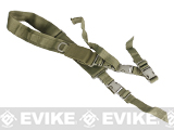 z NcSTAR 2-Point Tactical Sling - (OD Green)