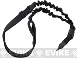 Matrix Single Point Dual Bungee Sling (Color: Black)