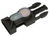 FMA S-Lite IFF Strobe LED Buckle (Color: Black Buckle / Pink LED)