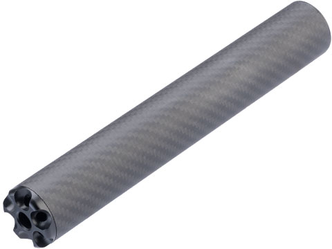 Silverback Airsoft Dummy Carbon Fiber Mock Suppressor