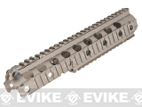 Matrix Navy Seal Type 10.75 RIS for M4 M16 Series Airsoft AEG Rifles (Color: Tan)