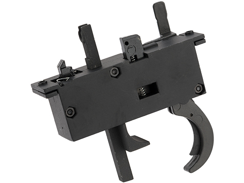 Matrix MB01 MB05 Type96 AW338 Trigger Assembly for UTG TSD Shadow Op & Comp. Airsoft Sniper Rifles