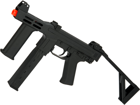 Matrix S&T Spectre  Airsoft AEG Sub Machine Gun (Package: Folding Stock Model)