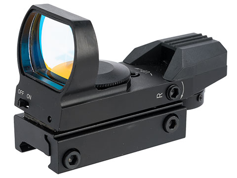 UFC HD105 Multi Reticle Reflex Red Dot Sight