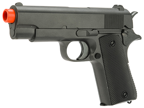 ZM22 Spring Powered Metal 3/4 Scale 1911 Style Airsoft Pistol