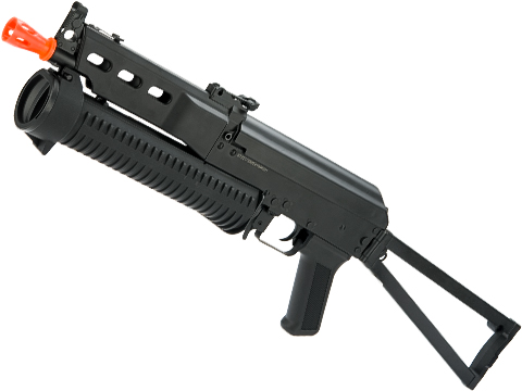AK Bizon-2 Bison PP-19 Airsoft AEG Sportsline Rifle by Golden Eagle (Package: Gun Only)