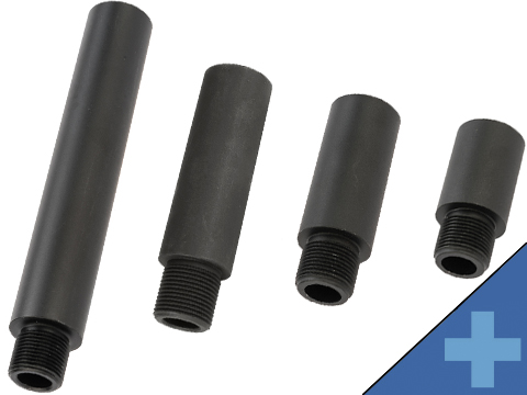 Matrix Airsoft Barrel Thread Adapter (Direction: 14mm Negative to Negative / 2)