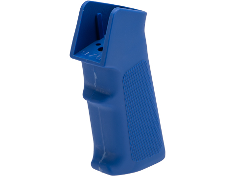 Matrix Training Motor Grip for Airsoft M4 Series AEG Rifle (Color: Blue)