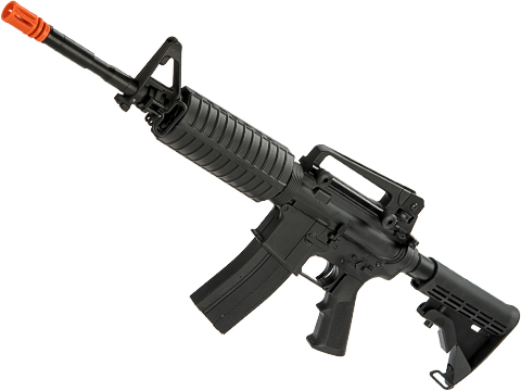 Matrix M4 GBB AR-15 Gas Blowback Airsoft Rifle w/ Reinforced WA System by S&T (Model: M4A1)