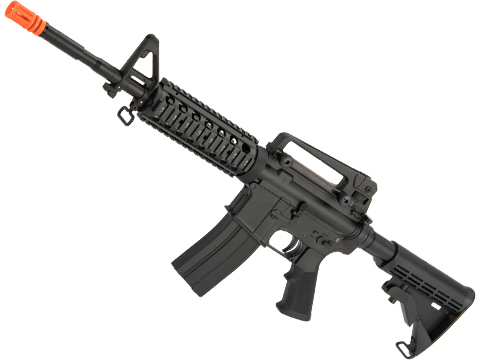 Matrix M4 GBB AR-15 Gas Blowback Airsoft Rifle w/ Reinforced WA System by S&T (Model: M4 RIS)