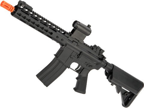 Matrix M4 GBB AR-15 Gas Blowback Airsoft Rifle w/ Reinforced WA System by S&T (Model: Keymod 9)