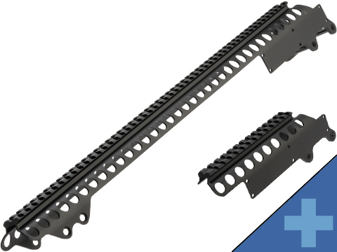 JG Rail System for Airsoft Gas Shotguns