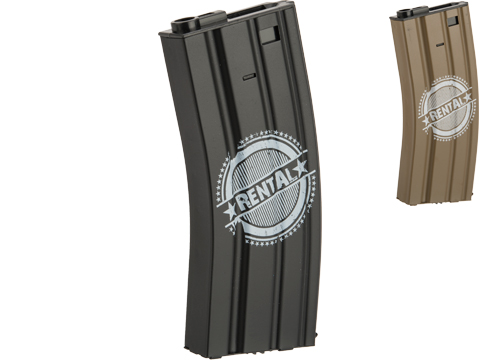 Matrix Field Rental 300rd M4 Airsoft AEG Magazine Box of 50
